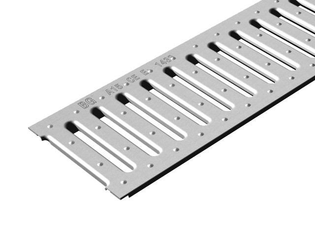 Решетка од нерѓосувачки челик Filcoten 100 C250kn