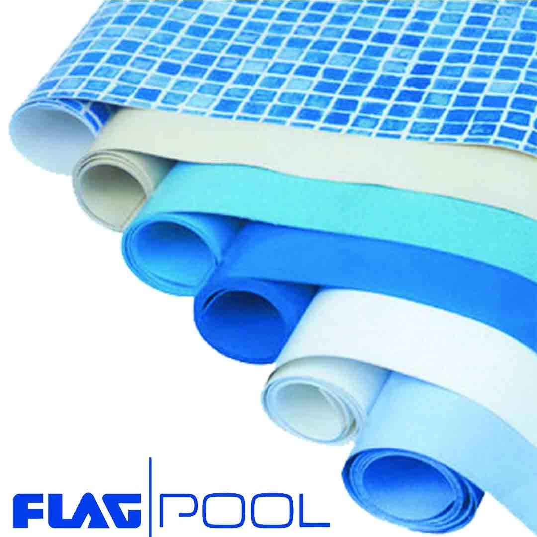 ПВЦ фолии за базени